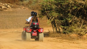 Do you do something related to quad bikes that could be applied to other off-road equipment?